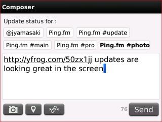 Bbscreen